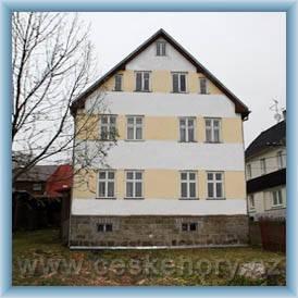 Horská chata na svátky (26.12-2.1), Krušné hory, Klínovec
