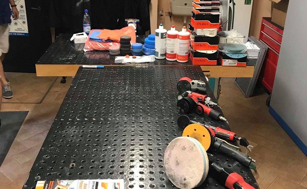Prodej průmyslových, antikorozních akrylových barev DISOLAC, které jsou vysoce odolné
