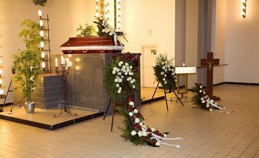 Pořádání pohřbů Brno