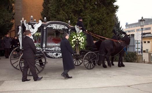 Komplexní pohřební služby Brno