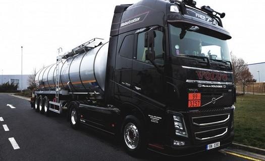 Mezinárodní kamionová doprava Znojmo