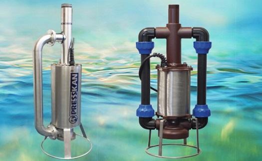 Tlaková čerpadla pro čerpání kalových a splaškových vod – výroba, prodej