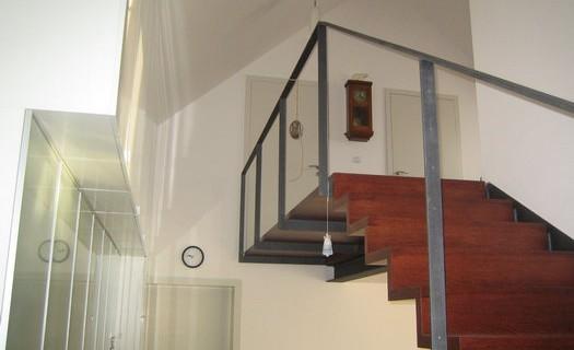 Schody, schodiště - ocelové konstrukce Blansko