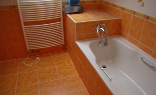 Rekonstrukce koupelen Mělník