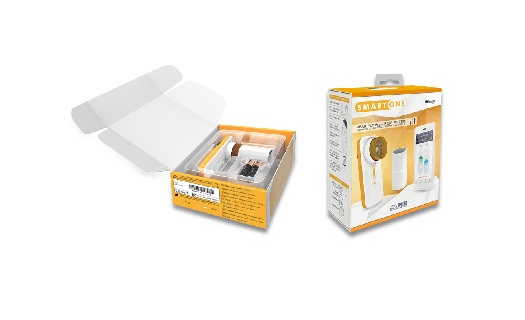 Spirometr Smart One pro domácnost i cestování