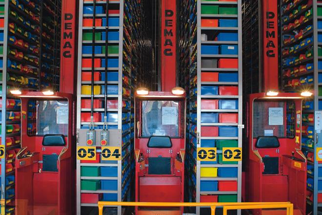 Komplexní logistické služby ČR - skladování, přeprava nebezpečného zboží