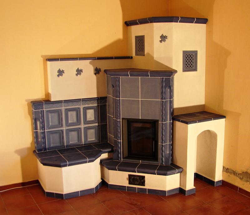 Výrobce a dodavatel keramických kachlů z Jihočeského kraje