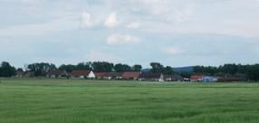Krásná příroda obce Krašlovice, cyklotrasy