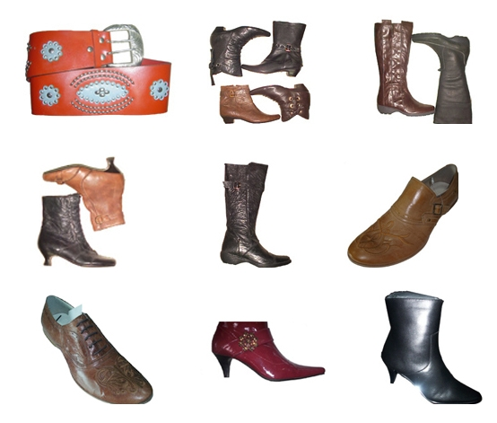 INDIEN, Schuhe