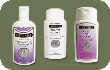 Léčebná a přírodní kosmetika