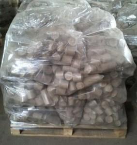 Prodej dřevěných briket