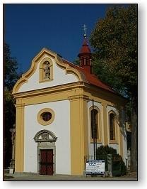 Historické památky kostel, kaple v Moravských Budějovicích