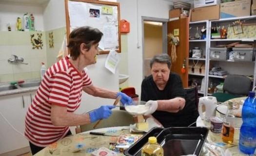 Městské centrum, domov pro seniory Benátky nad Jizerou, pečovatelská služba, odlehčovací služby