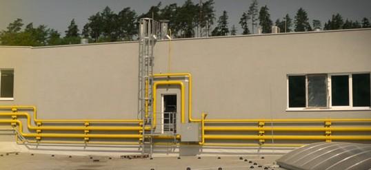 Plynové kotelny, průmyslové technologie, rozvody odpadů Olomouc