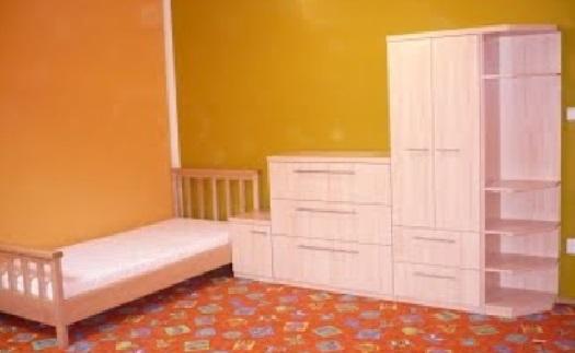 Stavební truhlářství, nábytek pro domácnost - vestavné skříně, kuchyňské linky ze dřeva, dýhy, lamina