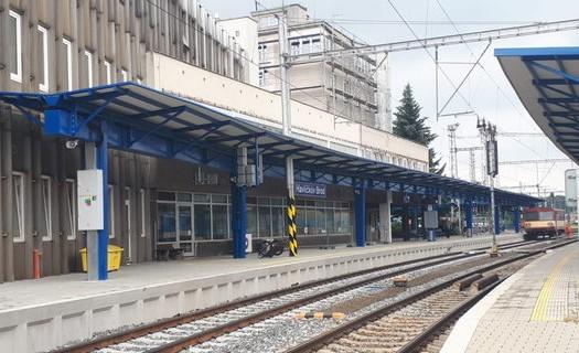Referenční stavby, železniční stanice, Havlíčkův Brod