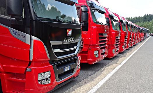 Vnitrostátní nákladní doprava Chrudim, přeprava nákladů ADR v ČR, vytěžování nákladních vozidel