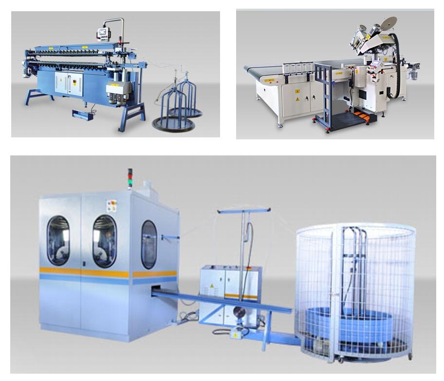 TURECKO; Stroje na matrace