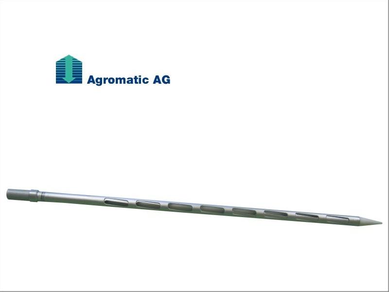 Ruční vzorkovač obilí a zrnin pro měření a monitoring skladovaného obilí
