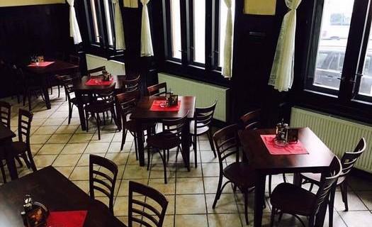 Restaurace U Svatého Antoníčka Praha, tankové pivo Gambrinus
