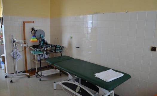 Rehabilitační místnost Jablonec nad Nisou
