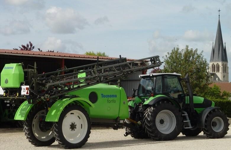 Zemědělské postřikovače TECNOMA - Lukaservice s.r.o.