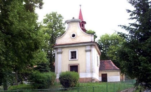 Kaple svatého Michala z roku 1736