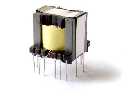 Transformátory, vinuté díly a elektronické komponenty