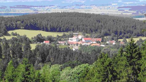 Obec Pracejovice v Jihočeském kraji