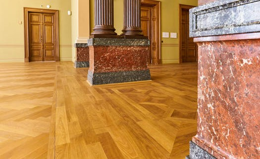 Výroba dubových podlah Přerov