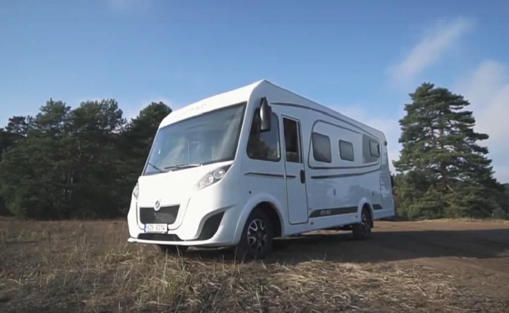 Prenájom obytného vozidla, karavanu na Slovensko - karavany s klimatizáciou z požičovne