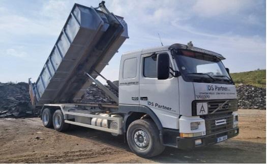 Přistavení kontejnerů na odvoz stavební suti a dalšího odpadu