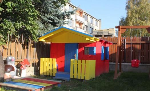 Penzion Slavonice pro rodiny s dětmi