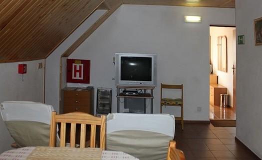 6 komfortně vybavených pokojů ve Slavonicích