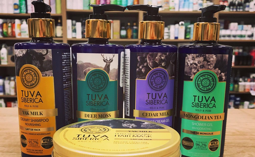 Přírodní kosmetika pro zdravou a čistou pokožku i vlasy, masážní masti, oleje i gely