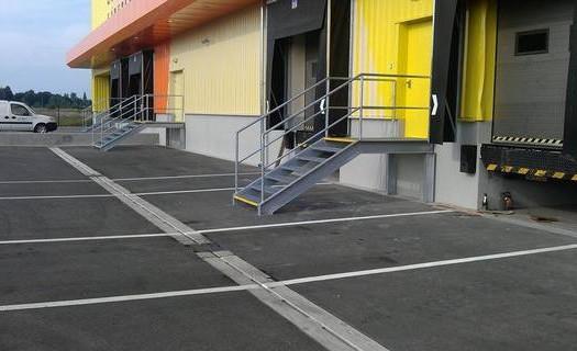 Zakázková výroba schodiště Hodonín