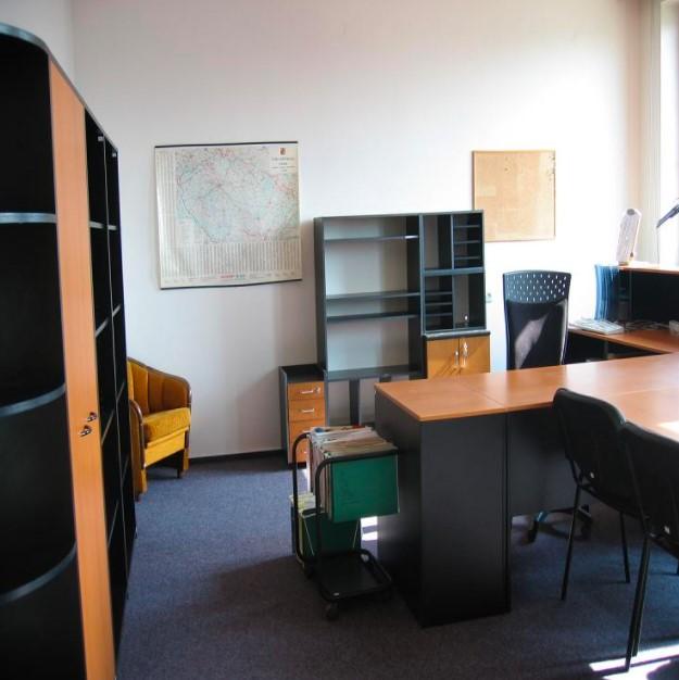 FROL a.s. - pronájem kanceláří v průmyslové zóně Olomouc