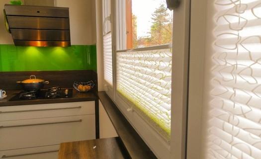 Stínění oken Frýdek-Místek, plissé