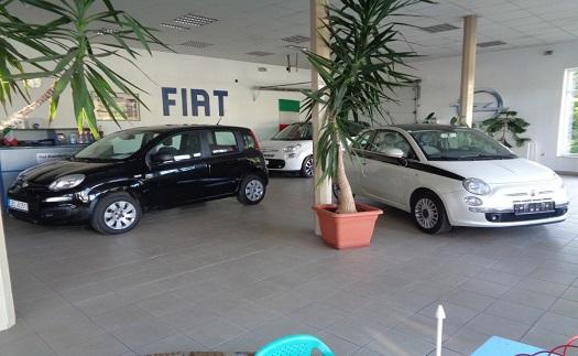 Prodej nových automobilů FIAT včetně slevy na servis vozidla po celou dobu jeho provozu