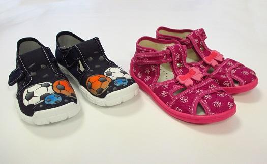 Kvalitní dětská obuv Protetika, Rogallo, Peddy, Befado – široký výběr na jednom místě