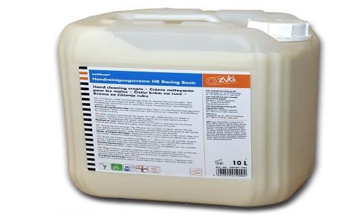 Čistící produkty s přírodními abrazivními složkami  bez obsahu mikroplastů
