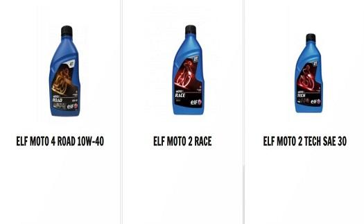 Motorové motorové oleje a maziva pro dvoutaktní a čtyřtaktní motocykly