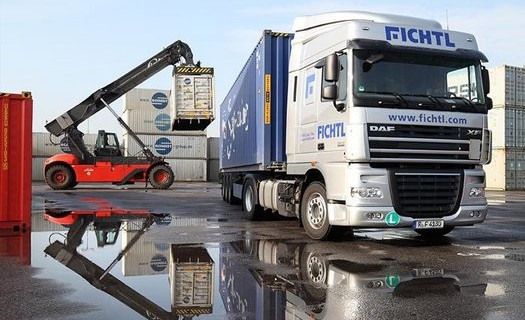 Logistika pro přepravu a spedici z Bavorska Plzeň