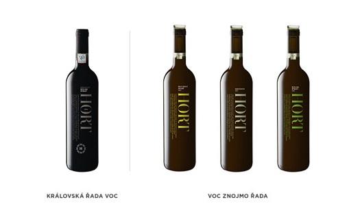 Kolekce VOC ZNOJMO vín – vína s moderní certifikací upřednostňující originalitu a původ vína
