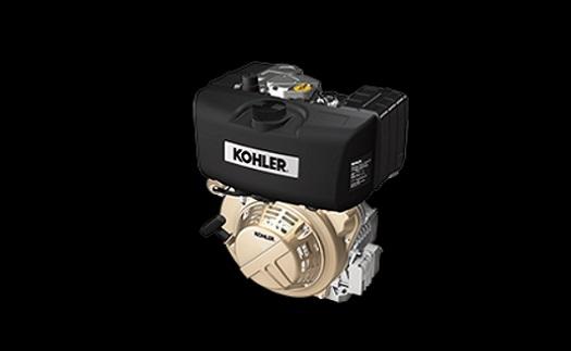 Prodej a výhradní servis výkonných motorů Lombardini a Kohler - benzínové, dieselové