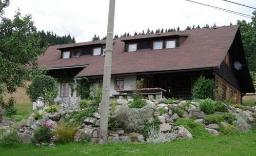 Penzion Jana Hübnerová nabízí moderní ubytování s polopenzí v Jizerských horách