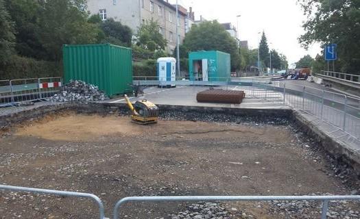 Projekční a inženýrská kancelář Praha, havárie kanalizace