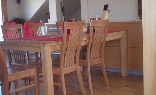 Truhlářství Golian, zakázková výroba židlí a stolů Litoměřice