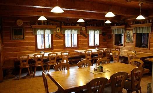Horská chata Skácelka Rokytnice nad Jizerou, restaurace
