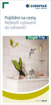 Cestovní pojištění na jednu cestu Praha